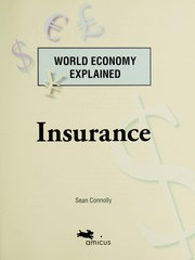 Cover of: Insurance
