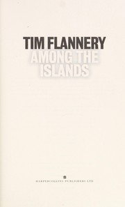 Cover of: Among the islands