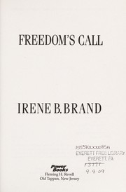 Cover of: Freedom's call
