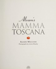 Cover of: Alvaro's Mamma Toscana