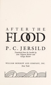 Cover of: After the flood