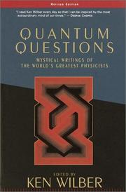 Cover of: Quantum questions