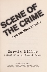 Cover of: Scene of the crime | Marvin Miller