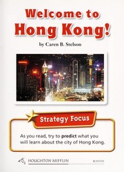 Cover of: Welcome to hong kong! | Caren B. Stelson
