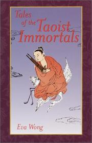 Cover of: Tales of the Taoist Immortals