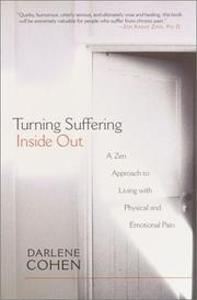 Cover of: Turning Suffering Inside Out | Darlene Cohen