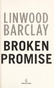 Cover of: Broken promise