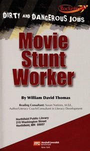 Cover of: Movie stunt worker | Thomas, William