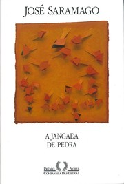 Cover of: A jangada de pedra