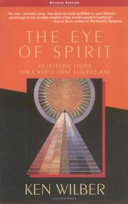 Cover of: The eye of spirit