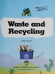 Cover of: Waste and recycling | Sally Hewitt