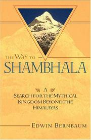 Cover of: The way to Shambhala