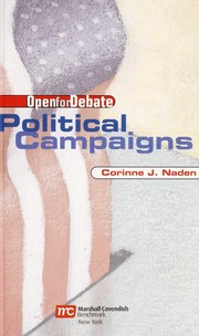 Cover of: Political campaigns | Corinne J. Naden