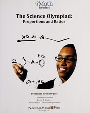 Cover of: The science olympiad | Renata Brunner-Jass