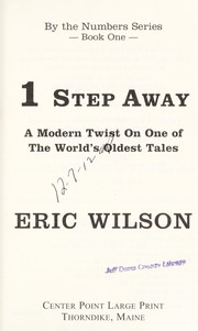 Cover of: 1 step away | Wilson, Eric