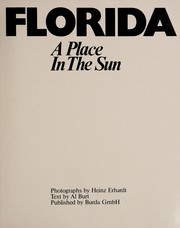 Cover of: Florida by Heinz Erhardt