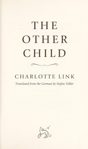 Cover of: The other child