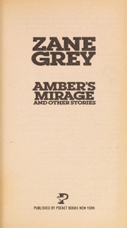 Cover of: Ambers Mirage | Grey