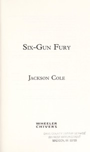 Cover of: Six-gun fury
