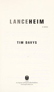 Cover of: Lanceheim | Tim Davys