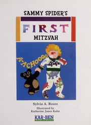 Cover of: Sammy Spider's first mitzvah | Sylvia A. Rouss
