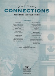 Cover of: Connections Basic Skills Social Studies (Steck-Vaughn Connections) |