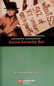 Cover of: Social Security Act | Richard Worth