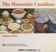 Cover of: The Mennonite Canadians | Joanne Flint