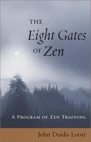 Cover of: The eight gates of Zen