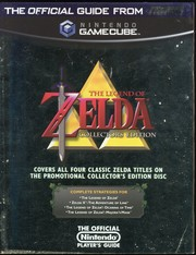 Cover of: The Legend of Zelda: Collector's Edition, The Official Nintendo Player's Guide