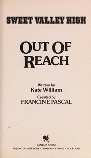 Cover of: Out of reach