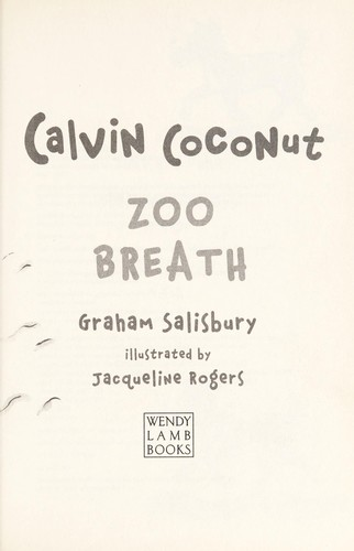 Calvin Coconut by Graham Salisbury