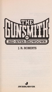 Cover of: Red River showdown | J. R. Roberts
