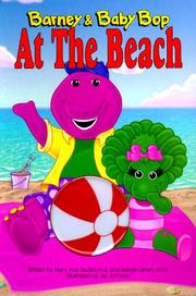 Cover of: Barney & Baby Bop at the beach