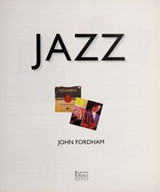 Cover of: Jazz History Instruments Musicals Rec