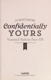 Cover of: Vanessa