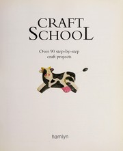 Cover of: Craft school |