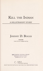 Cover of: Kill the Indian