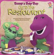 Cover of: Barney & Baby Bop go to the restaurant