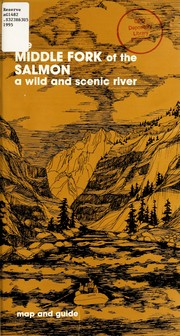 Cover of: The Middle Fork of the Salmon