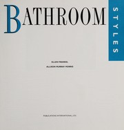 Cover of: Bathroom styles