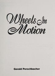 Cover of: Wheels in motion