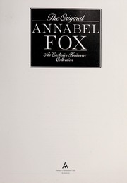 Cover of: The original Annabel Fox | Annabel Fox
