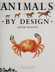 Cover of: Animals by Design (Information Books - Science & Technology - by Design)