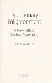 Cover of: Evolutionary enlightenment | Cohen, Andrew