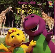 Cover of: Barney & BJ go to the zoo