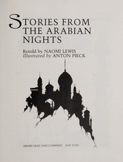Cover of: Stories from the Arabian nights