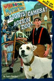 Cover of: Lights! Camera! Action dog!