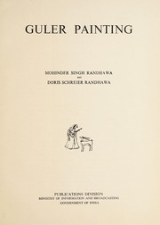 Cover of: Guler painting