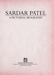 Cover of: Sardar Patel | S. Manjula